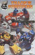 Transformers Generation 1 (2003 Volume 2) 1A