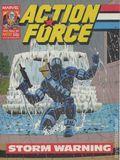 Action Force (UK 1987-1988 Marvel) Magazine 37