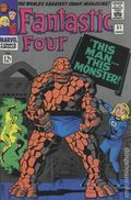 Fantastic Four (1961 1st Series) JC Penney Reprint 51