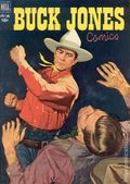 Buck Jones (1951 Dell) 6