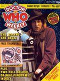 Doctor Who Magazine (1979-Present Marvel UK) 1