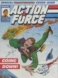 Action Force (UK 1987-1988 Marvel) Magazine 25