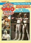 Doctor Who Magazine (1979-Present Marvel UK) 25