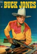 Buck Jones (1951-1952 Dell) 4