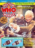 Doctor Who Magazine (1979-Present Marvel UK) 6