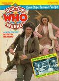 Doctor Who Magazine (1979-Present Marvel UK) 21