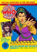 Doctor Who Magazine (1979-Present Marvel UK) 35