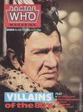 Doctor Who (1979-Present Marvel UK) Magazine 109