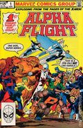 Alpha Flight (1983 1st Series) 1