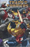 Transformers Generation 1 (2003 Volume 2) 3A