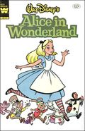 Alice in Wonderland (1984 Movie Comics Whitman) 1