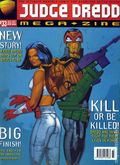 Judge Dredd Megazine (1990) Vol. 3 #33