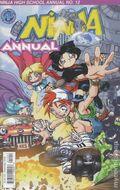Ninja High School Yearbook (1989) 12