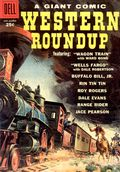 Dell Giant Western Roundup (1952) 25