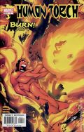 Human Torch (2003 2nd Series) 4