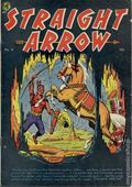 Straight Arrow (1950) Canadian Edition 4