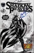 Shadow Reavers (2001) Master Edition 1SIGNED