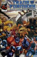 Transformers More Than Meets the Eye (2003 Dreamwave) Official Guidebook 4