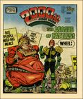 2000 AD (1977 IPC/Fleetway/Rebellion) UK 273