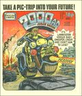 2000 AD (1977 IPC/Fleetway/Rebellion) UK 254