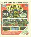 2000 AD (1977 IPC/Fleetway/Rebellion) UK 260