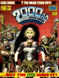 2000 AD (1977 IPC/Fleetway/Rebellion) UK 526