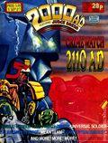 2000 AD (1977 IPC/Fleetway/Rebellion) UK 538