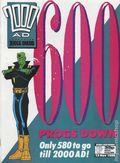 2000 AD (1977 IPC/Fleetway) UK 600