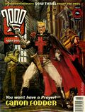 2000 AD (1977 IPC/Fleetway/Rebellion) UK 861