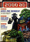 2000 AD (1977 IPC/Fleetway/Rebellion) UK 1090