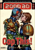 2000 AD (1977 IPC/Fleetway) UK 1107