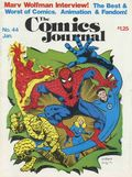 Comics Journal (1977) 44