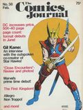 Comics Journal (1977) 38