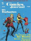 Comics Journal (1977) 40