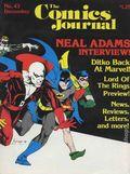 Comics Journal (1977) 43