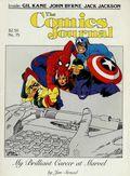 Comics Journal (1977) 75