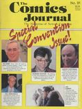 Comics Journal (1977) 91