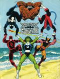 San Diego Comic Convention Program SC (1970-1996 Comic Con International) 1986-1ST