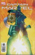 Captain Marvel (2002 5th Series Marvel) 13