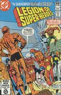 Legion of Super-Heroes (1980 2nd Series) 274
