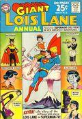 Superman's Girlfriend Lois Lane (1958) Annual 2