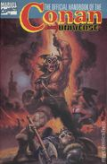 Official Handbook of the Conan Universe (1986 Marvel) 1B