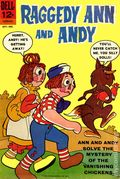 Raggedy Ann and Andy (1964 Dell 2nd Series) 3