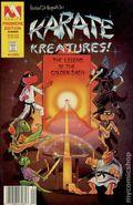 Karate Kreatures Characters 1