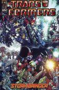 Transformers Stormbringer TPB (2007 IDW) 1-1ST