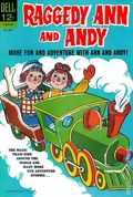 Raggedy Ann and Andy (1964 Dell 2nd Series) 2
