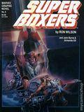 Super Boxers GN (1983 Marvel) 1-1ST