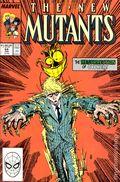 New Mutants (1983 1st Series) 64