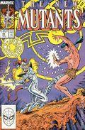 New Mutants (1983 1st Series) 66