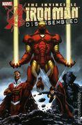 Avengers Disassembled Iron Man TPB (2004 Marvel) 1-1ST